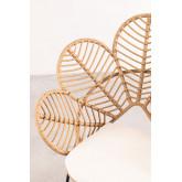 Rinum fauteuil van synthetisch rieten, miniatuur afbeelding 4