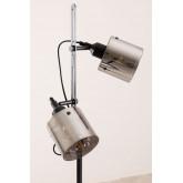 Krom staande lamp, miniatuur afbeelding 5