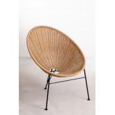 Acapulco fauteuil van synthetisch rieten, miniatuur afbeelding 2