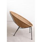 Acapulco fauteuil van synthetisch rieten, miniatuur afbeelding 3