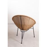 Acapulco fauteuil van synthetisch rieten, miniatuur afbeelding 4