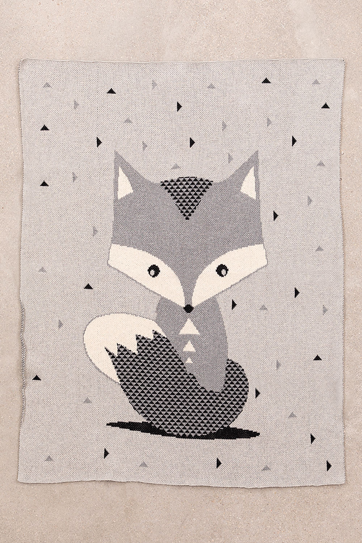 Parck Kids katoenen deken, galerij beeld 1