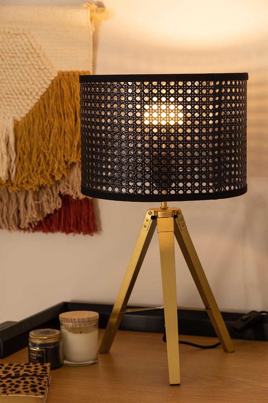 Megal tafellamp, galerij beeld 1
