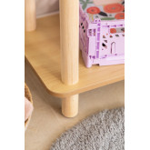 Zita Kids plank met 2 houten planken, miniatuur afbeelding 6