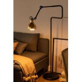 ERN 01 Lamp Metaalkleurig, miniatuur afbeelding 2