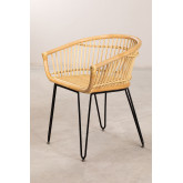 Zenta rotan stoel, miniatuur afbeelding 2