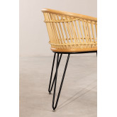 Zenta rotan stoel, miniatuur afbeelding 3