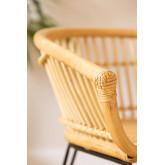 Zenta rotan stoel, miniatuur afbeelding 5