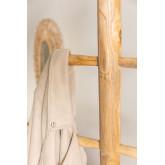 Narel teakhouten kapstok, miniatuur afbeelding 4