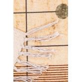 Katoenen vloerkleed (180x125 cm) Grafic, miniatuur afbeelding 4