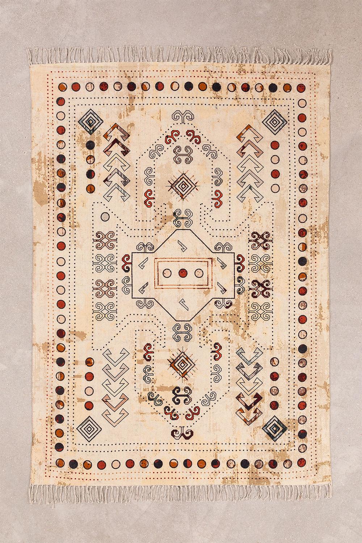 Katoenen vloerkleed (175x125 cm) Kondu, galerij beeld 1