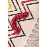 Katoenen vloerkleed (190x125 cm) Bruce, miniatuur afbeelding 3