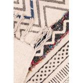 Katoenen vloerkleed (190x125 cm) Bruce, miniatuur afbeelding 4