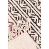 Katoenen vloerkleed (203x79 cm) Sousa, miniatuur afbeelding 4