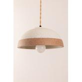Eilys porseleinen plafondlamp, miniatuur afbeelding 3