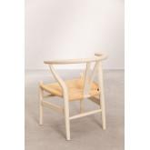 Mini Uish Kids Wooden Chair , miniatuur afbeelding 4
