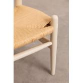 Mini Uish Kids Wooden Chair , miniatuur afbeelding 5
