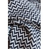 Geruite deken in Tajum katoen, miniatuur afbeelding 3