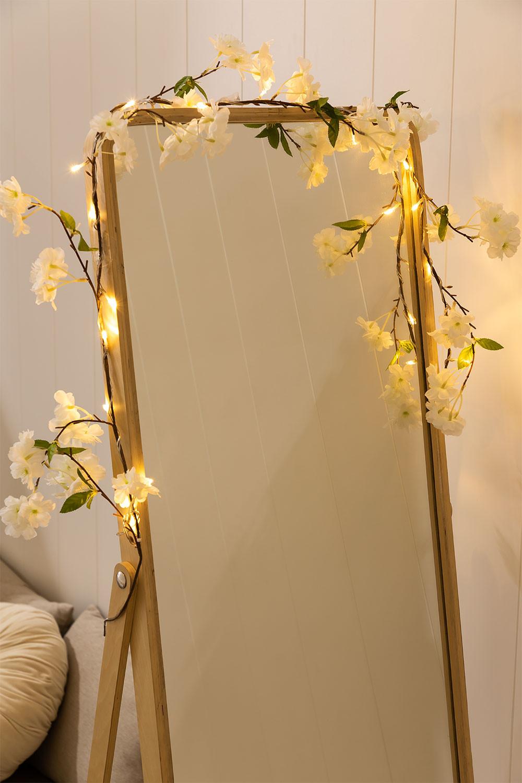 Decoratieve LED Guirlande Flory, galerij beeld 1