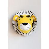 Dierenkop Tiger Kids, miniatuur afbeelding 3
