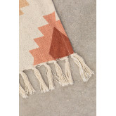 Kelsy katoenen plaid deken, miniatuur afbeelding 3