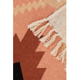 Kelsy katoenen plaid deken, miniatuur afbeelding 4