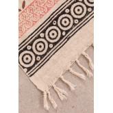Claiper katoenen plaid deken, miniatuur afbeelding 4