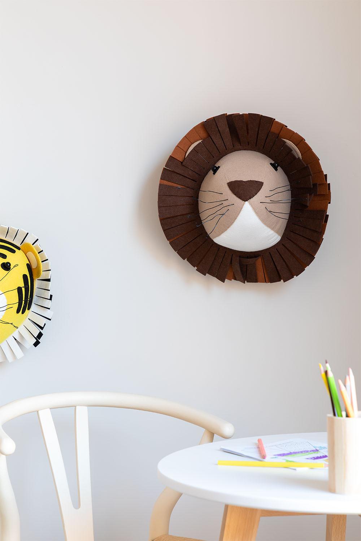 Leeuw Kinderen Dierenhoofd, galerij beeld 1