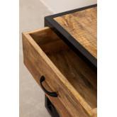Bavi Wood Nachtkastje, miniatuur afbeelding 5