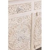 Dimma houten dressoir met lades, miniatuur afbeelding 4