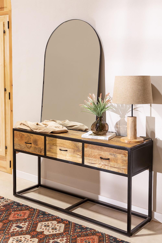 Bavi houten console, galerij beeld 1