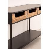 Emberg houten console, miniatuur afbeelding 3