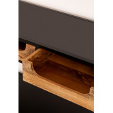 Emberg houten console, miniatuur afbeelding 5