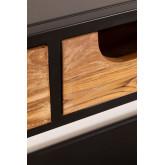 Emberg houten console, miniatuur afbeelding 6