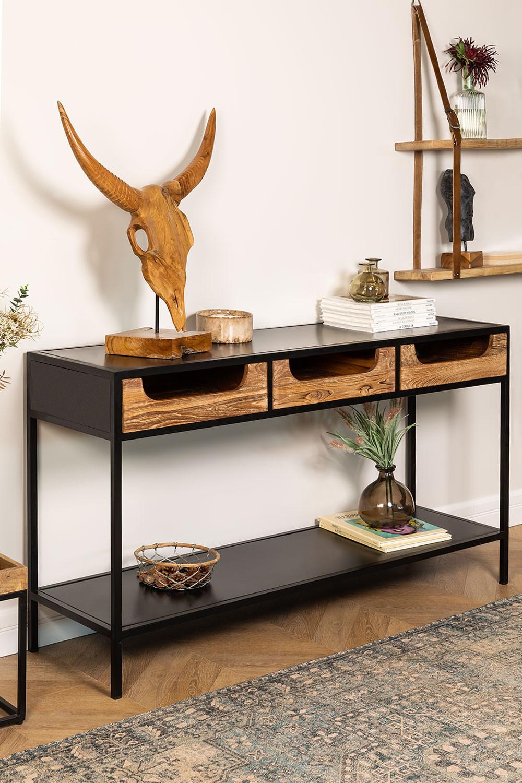 Emberg houten console, galerij beeld 1