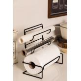 Domma keukenrolhouder voor wandmontage, miniatuur afbeelding 6
