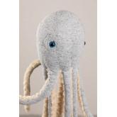 Suly Kids Katoenen Pluche Octopus, miniatuur afbeelding 3