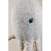 Suly Kids Katoenen Pluche Octopus, miniatuur afbeelding 4