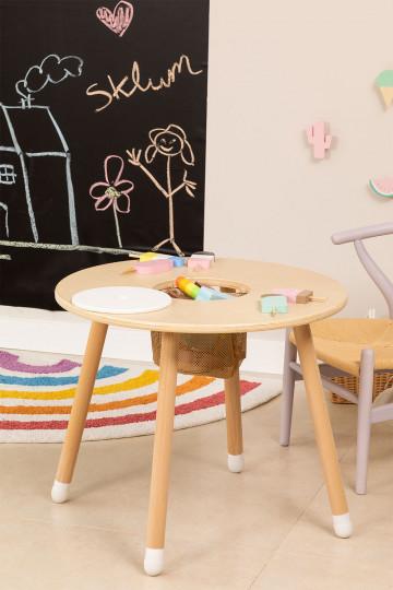 Plei Kids houten speeltafel