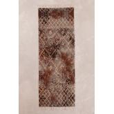 Katoenen vloerkleed (200x72 cm) Kelman, miniatuur afbeelding 1