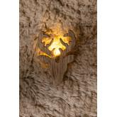 LED Kerstslinger 220 cm Linda, miniatuur afbeelding 5