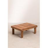 Devid Salontafel van gerecycled hout, miniatuur afbeelding 2