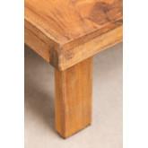 Devid Salontafel van gerecycled hout, miniatuur afbeelding 6