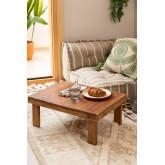 Devid Salontafel van gerecycled hout, miniatuur afbeelding 1