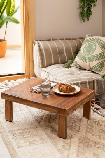 Devid Salontafel van gerecycled hout