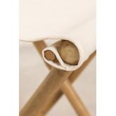 Woody Lage bamboe kruk , miniatuur afbeelding 5