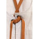 Zacari linnen en katoenen schort, miniatuur afbeelding 6