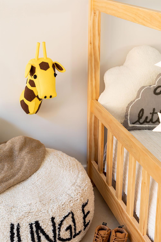 Dierenkop Giraf Kids, galerij beeld 1