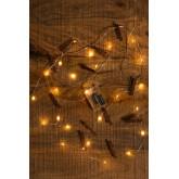 Decoratieve LED Slinger met Klemmen Pitres, miniatuur afbeelding 1