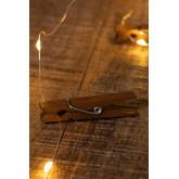 Decoratieve LED Slinger met Klemmen Pitres, miniatuur afbeelding 4